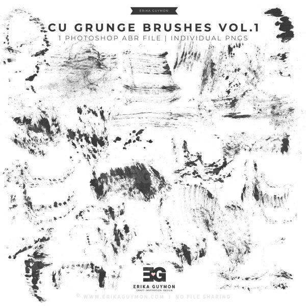 Grunge-Brushes-Vol.1